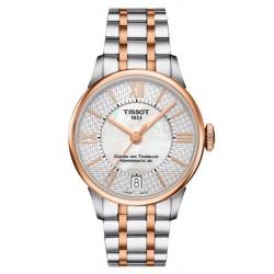 Comprar Reloj Mujer Tissot Chemin Des Tourelles Powermatic 80 Helvetic Pride T0992072211801