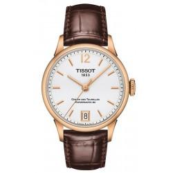 Reloj Mujer Tissot Chemin Des Tourelles Powermatic 80 T0992073603700
