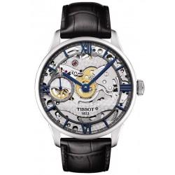 Reloj Hombre Tissot Chemin des Tourelles Squelette Mechanical T0994051641800