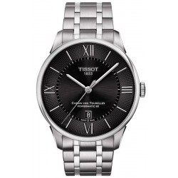Reloj Hombre Tissot Chemin Des Tourelles Powermatic 80 T0994071105800