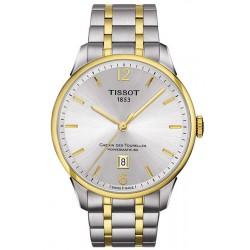 Comprar Reloj Hombre Tissot Chemin Des Tourelles Powermatic 80 T0994072203700