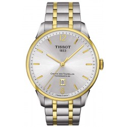 Reloj Hombre Tissot Chemin Des Tourelles Powermatic 80 T0994072203700