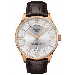 Comprar Reloj Hombre Tissot Chemin des Tourelles Powermatic 80 T0994073603800