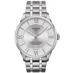 Reloj Hombre Tissot Chemin des Tourelles Powermatic 80 COSC T0994073603800