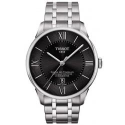 Comprar Reloj Hombre Tissot Chemin Des Tourelles Powermatic 80 COSC T0994081105800