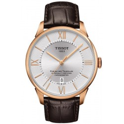 Reloj Hombre Tissot Chemin Des Tourelles Powermatic 80 COSC T0994083603800