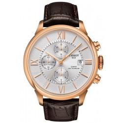 Comprar Reloj Hombre Tissot Chemin Des Tourelles Automatic Chronograph T0994273603800