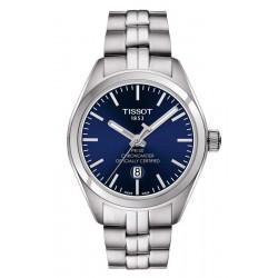 Reloj Mujer Tissot T-Classic PR 100 COSC Quartz T1012511104100