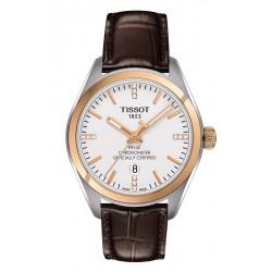 Reloj Mujer Tissot T-Classic PR 100 COSC Quartz T1012512603600