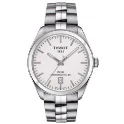 Reloj Hombre Tissot T-Classic PR 100 Powermatic 80 T1014071103100