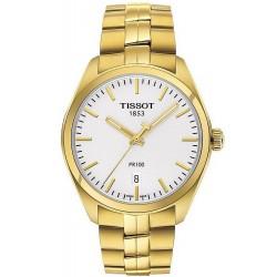 Reloj Hombre Tissot T-Classic PR 100 Quartz T1014103303100