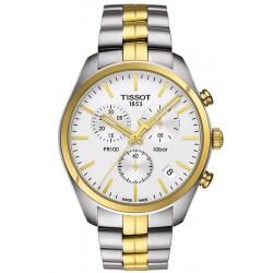 Reloj Hombre Tissot T-Classic PR 100 Chronograph T1014172203100